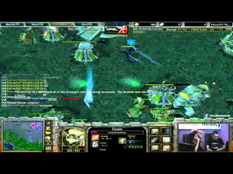 GMPGL Luzon 4-1 (2012) Grand Finals (Game 2) Mineski Infinity PowerColor Vs. Pcfic Revitalize  Part4
