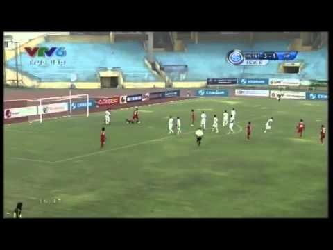 T T Hanoi 5-2 XM Hai Phong FC
