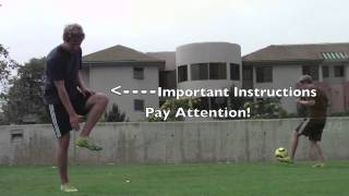 How To Improve Your Left Foot/Weaker Foot (the Best
