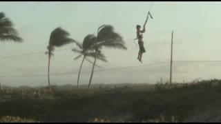 EXTREME Kitelifting Jump!!!! 115 FEET IN THE AIR!