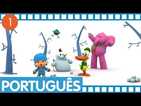 Pocoyo - Episódios completos em Português (Temporada 1 - Ep.1-4)
