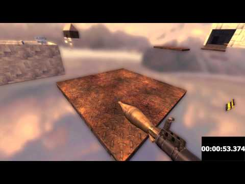 mp_insane Speedrun (CoD4) (PC)