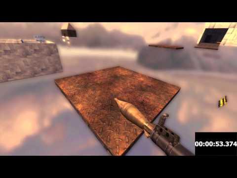 mp_insane Speedrun (CoD4) (PC)