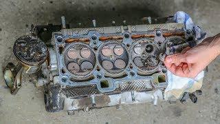Уйня мотор 5: Восстание Весты или о надежности двигателя ваз. Жорик Ревазов.
