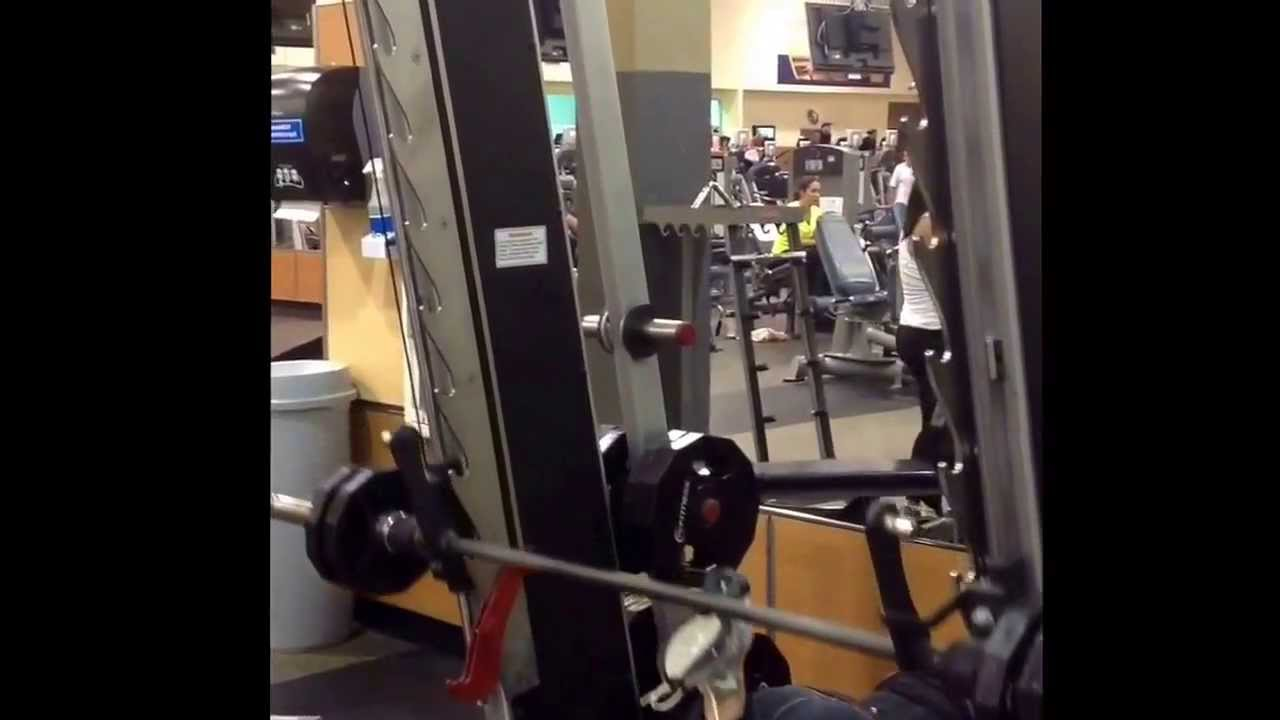 hack squat smith machine