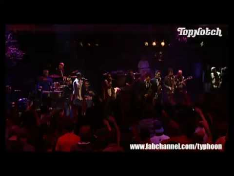 Typhoon and New Cool Collective: Bumayé