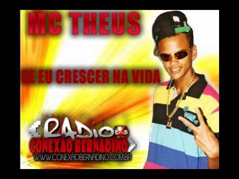 MC THEUS - SE EU CRESCER NA VIDA [ DJ DIOGO DE NT ]
