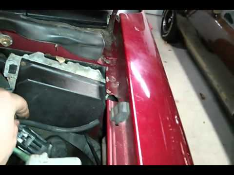 Chevy    S10     Blazer    vacuum    canister    line     YouTube