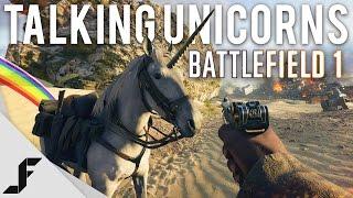 Battlefield 1 - Beszélő unikornisok