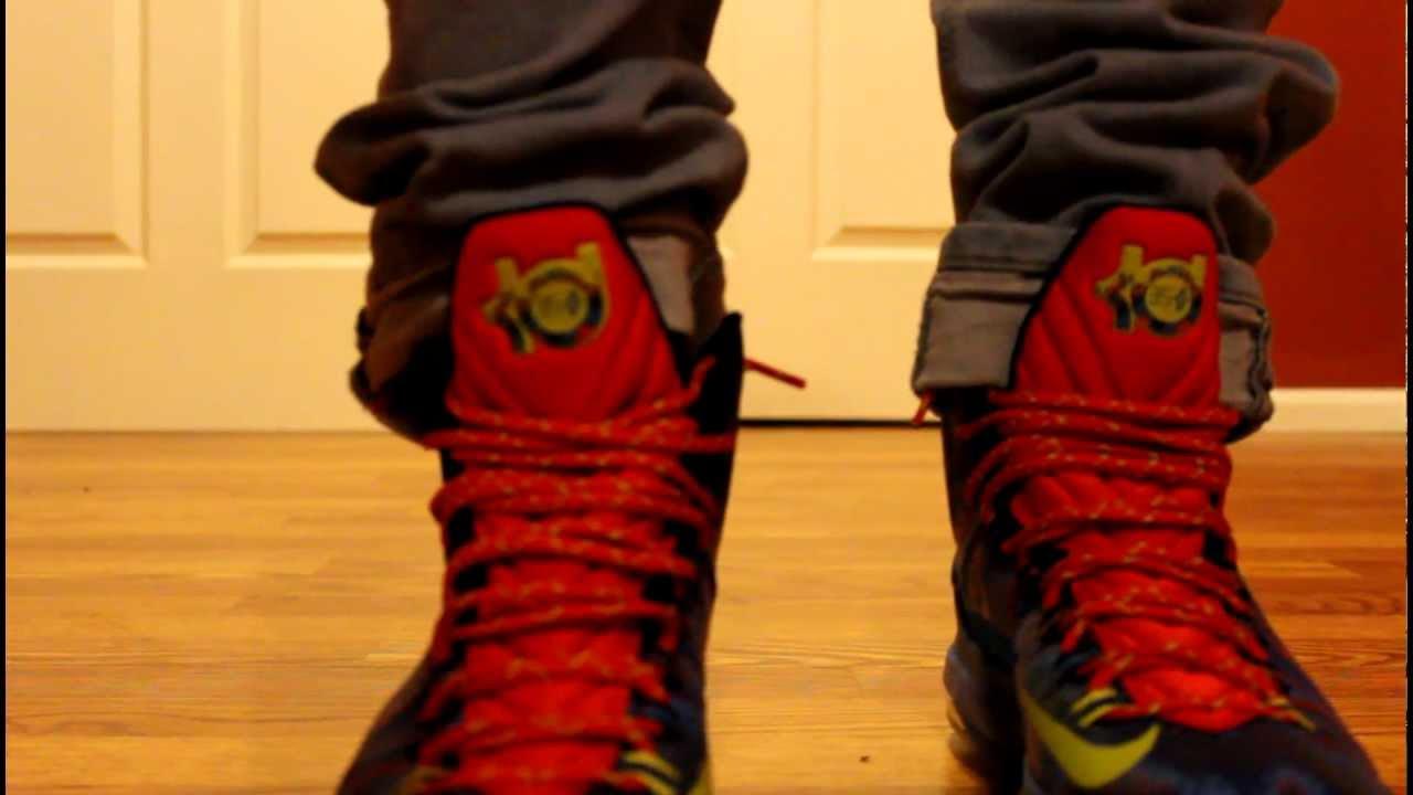 maxresdefault jpgKd V Christmas On Feet