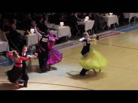 Helsinki Open 2013 | WDSF Open Junior 1 | Standard / Final