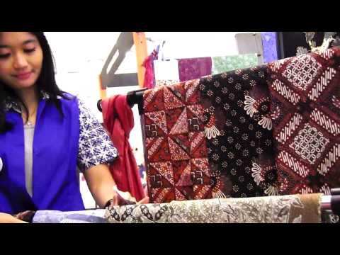 BATIK BORDIR AKSESORIS FAIR 2013 HIGHLIGHT