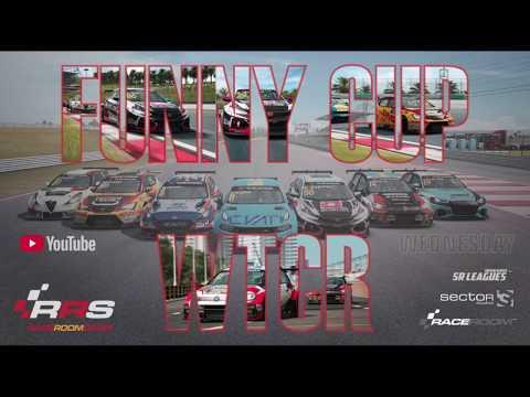 RaceRoom Spain WTCR 18-19 FUNNY CUP - Race 3 Road America GP (2020)
