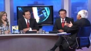 El Dr. Luis Lara En El Programa De Noticias De TELESTAI TV