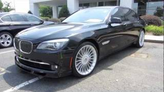 2012 BMW Alpina B7 Start Up, Exhaust, and In Depth Tour videos