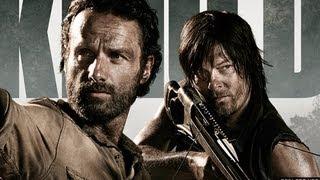 """Trailer De La 4° Temporada De """"The Walking Dead"""" En"""