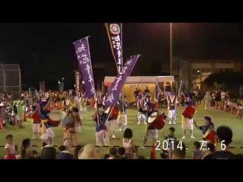 エイサーナイト2014/7/6(日)@農民研修センター