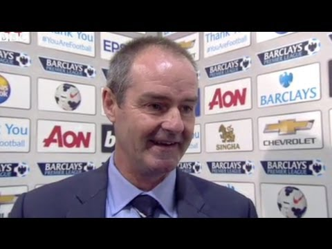 Manchester United 1-2 West Brom - Steve Clarke (28-09-13)