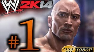 WWE 2K14 Walkthrough Part 1 [1080p HD] 30 Years Of