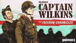 Wolfenstein II - The Deeds of Captain Wilkins