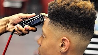 Tallest High Top Fade Meet The Record Breakers Videos