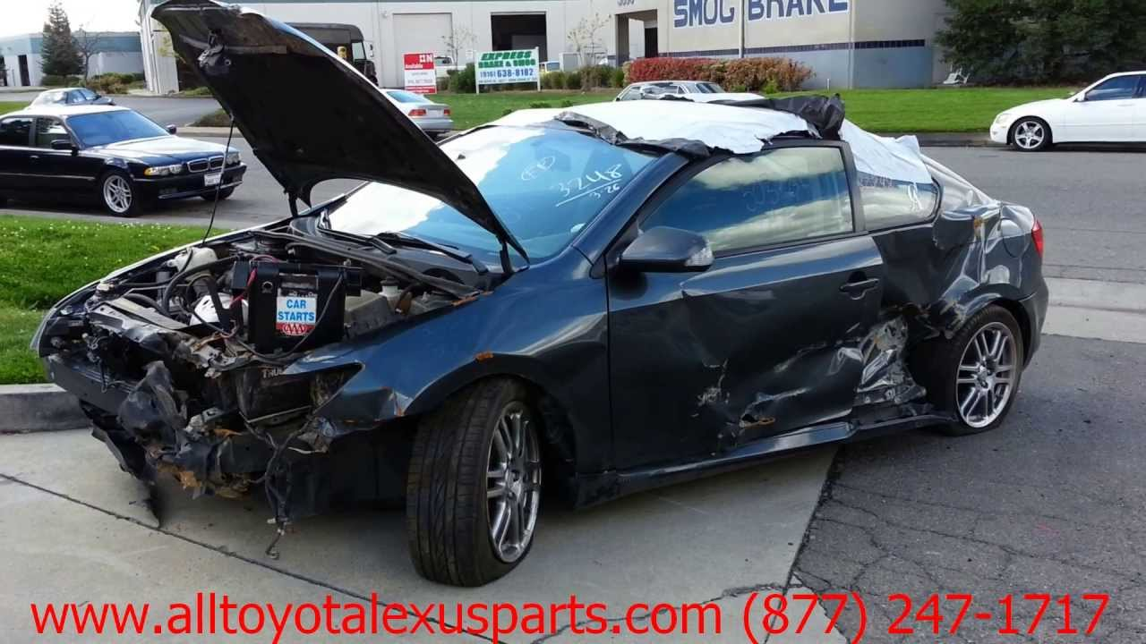 Parting Out 2007 Scion Tc Stock 3039gy Tls Auto Recycling