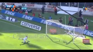 Cruz Azul 5-0 Xolos Tijuana Clausura 2013 Liga MX Jornada