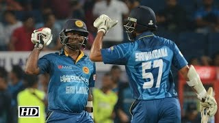 INEWS - IND vs SL 1st T20: Lankans Thrashed India by 5 Wickets