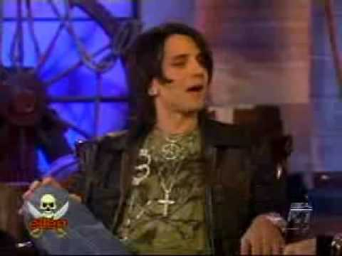 Criss Angel On Ellen