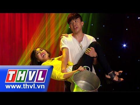 THVL | Cười xuyên Việt: Cuộc thi kỳ thú - Trấn Thành, Anh Đức, La Thành, Hà Trinh, Diệu Nhi