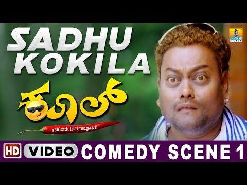 Sadhu Kokila Comedy Scene - Kool