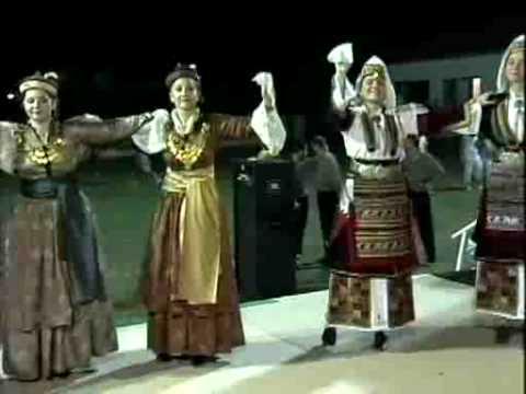 SOULEIMANOVO (SULEIMAN AGAS) - Macedonian folk dance from Aegean region