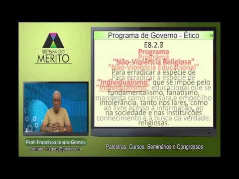 PRO.08 - DESENVOLVIMENTO MORAL