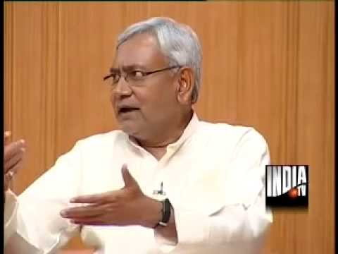 Aap Ki Adalat - Nitish Kumar, Part 3