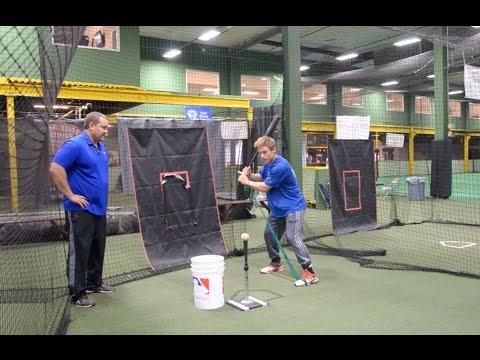 Hitting Torque Progression - Baseball Injury Prevention Exercise