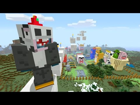 Minecraft Xbox - Quest For Sky Boots (50)