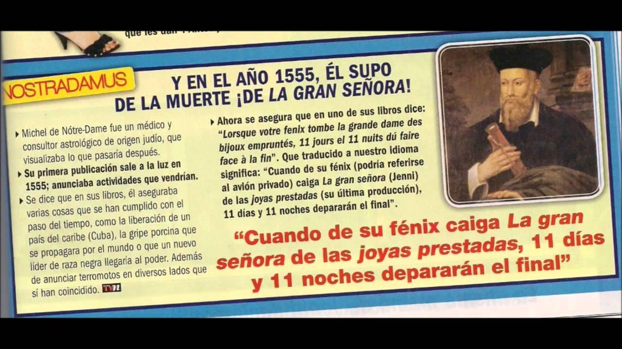 La Muerte De Jenni Rivera