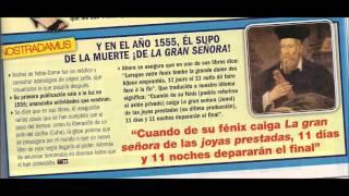 Nostradamus Profetiza La Muerte De Jenni Rivera