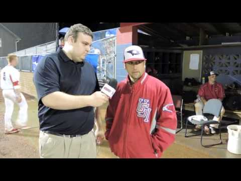 USI baseball post-game interview (5-15-14)