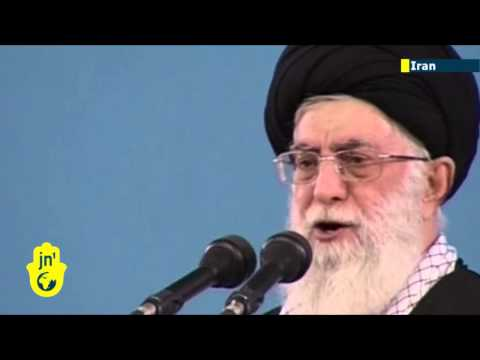 Supreme Leader slams US: Ayatollah Ali Khamenei tells audience that America lies