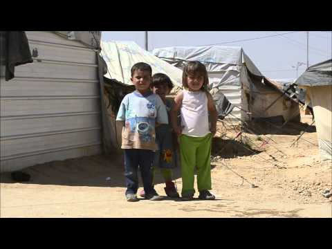 Refugees Pour Out of Syria, but Number Entering Jordan Slows