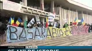 TVR: Craiova &#8211; 95 ani de la Unirea Basarabiei cu Romnia
