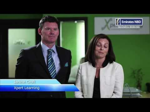 Janine Croft - Teaching the world expert business principles