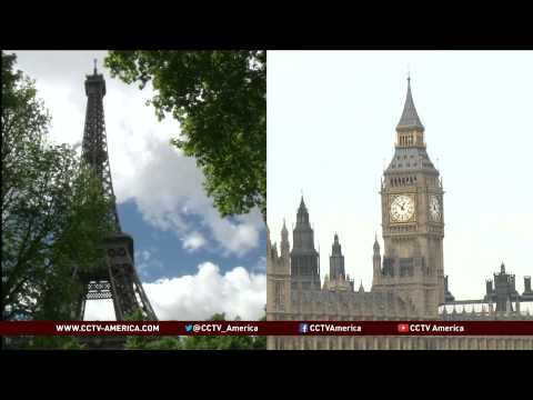 London Beats Paris as Top Tourist City