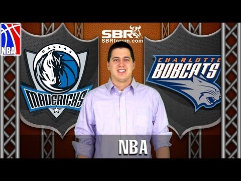 NBA Picks: Dallas Mavericks vs. Charlotte Bobcats