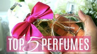 Top 5 Perfumes del Momento | 2018