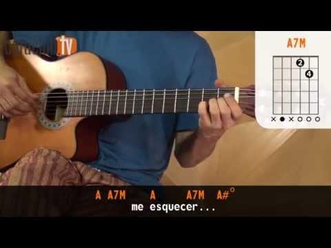 Detalhes - Roberto Carlos (aula de violão completa)