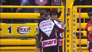 2017 Wrangler NFR Round 6 Highlights