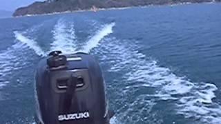 RYOBI ボートエース ROB-30I + SUZUKI DF5 5馬力