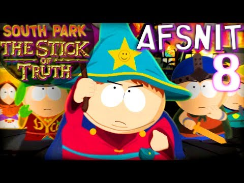 [Dansk] South Park: The Stick of Truth - Afsnit 8 - NAZI-ZOMBIERNE ANGRIBER!